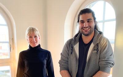 Ny medarbetare: Daniel Shahbazi